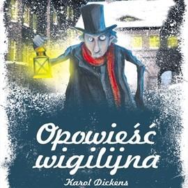 okładka Opowieść wigilijnaaudiobook   MP3   Karol  Dickens