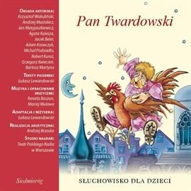 okładka Pan Twardowskiaudiobook | MP3 | Aleksandra Michałowska