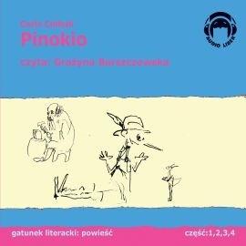 okładka Pinokio, Audiobook | Carlo Collodi