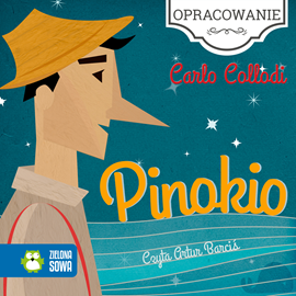 okładka Pinokio-opracowanie lektury, Audiobook | Carlo Collodi