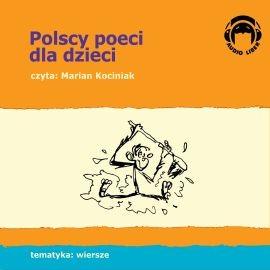 okładka Polscy poeci dla dzieci, Audiobook   Liber Audio