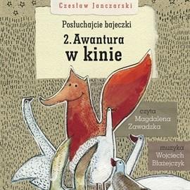 okładka Posłuchajcie bajeczki: Awantura w kinie, Audiobook | Czesław Janczarski