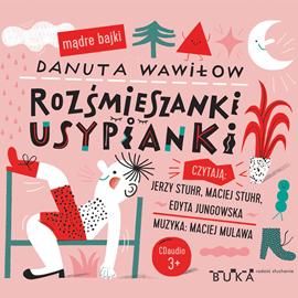 okładka Rozśmieszanki usypianki, Audiobook | Wawiłow Danuta