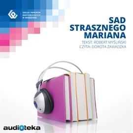 okładka Sad Strasznego Mariana, Audiobook | Myśliński Robert