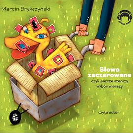 okładka Słowa zaczarowane, Audiobook | Marcin Brykczyński