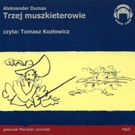 okładka Trzej muszkieterowie, Audiobook | Aleksander  Dumas