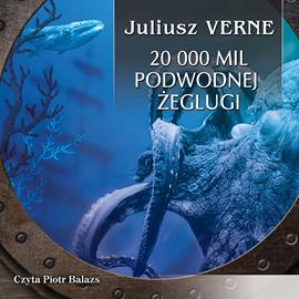 okładka Dwadzieścia tysięcy mil podmorskiej żeglugi, Audiobook | Juliusz Verne