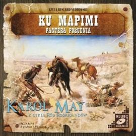 okładka Ku Mapimi. Pantera Południaaudiobook   MP3   Karol May