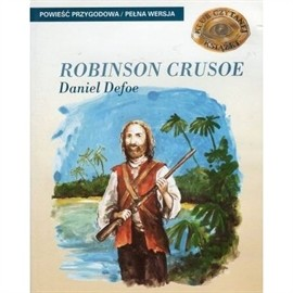 okładka Przypadki Robinsona Crusoeaudiobook | MP3 | Daniel Defoe