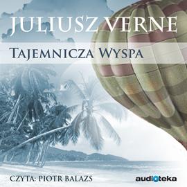 okładka Tajemnicza wyspa, Audiobook | Juliusz Verne