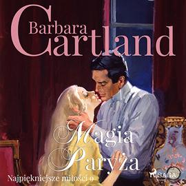 okładka Magia Paryża, Audiobook   Cartland Barbara
