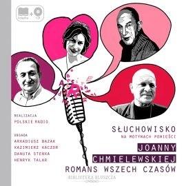 okładka Romans wszech czasówaudiobook   MP3   Chmielewska Joanna