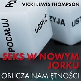 okładka Seks w Nowym Jorkuaudiobook   MP3   Vicki Lewis Thompson