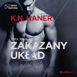 okładka Zakazany układ, Audiobook | K.N.Haner