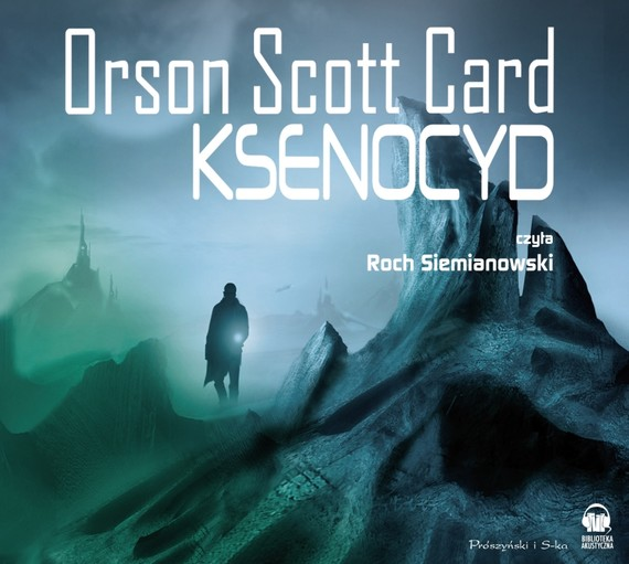okładka Ksenocydaudiobook | MP3 | Orson Scott Card