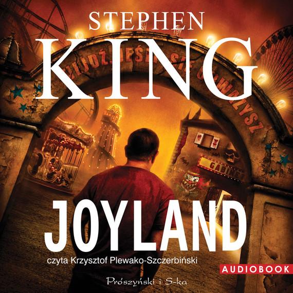 okładka Joylandaudiobook | MP3 | Stephen King