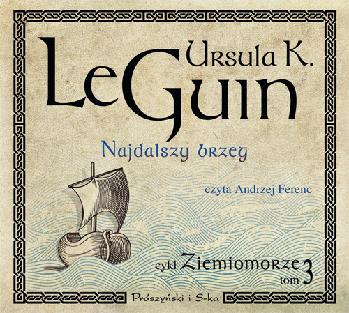 okładka Najdalszy brzeg, Audiobook | Ursula K. Le Guin