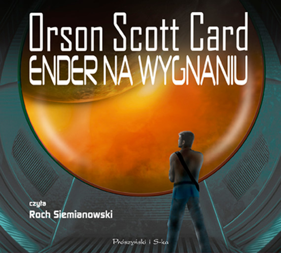 okładka Ender na wygnaniuaudiobook | MP3 | Orson Scott Card