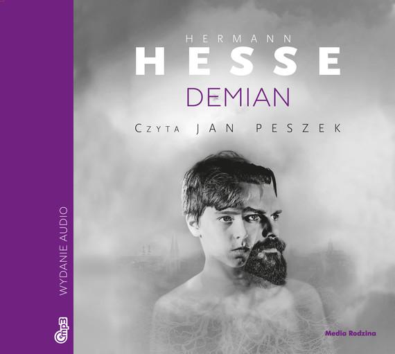 okładka Demianaudiobook | MP3 | Hermann Hesse