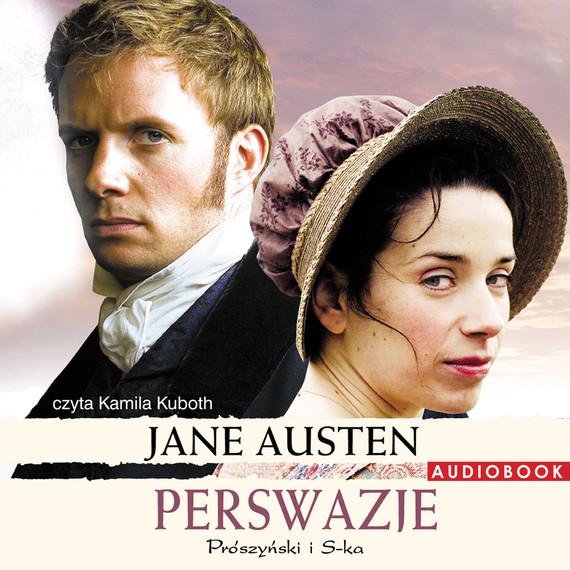 okładka Perswazje, Audiobook | Jane Austen