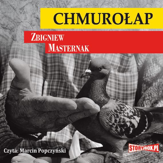 okładka Chmurołap, Audiobook | Zbigniew Masternak