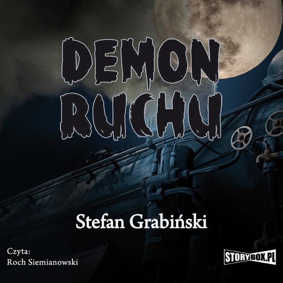 okładka Demon ruchuaudiobook   MP3   Stefan Grabiński