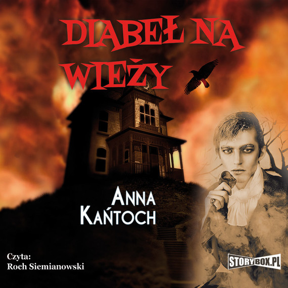okładka Diabeł na wieżyaudiobook | MP3 | Anna Kańtoch