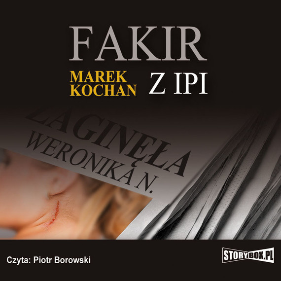okładka Fakir z Ipiaudiobook | MP3 | Marek Kochan
