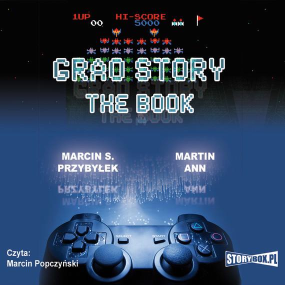 okładka Grao story. The book, Audiobook | Marcin Sergiusz Przybyłek