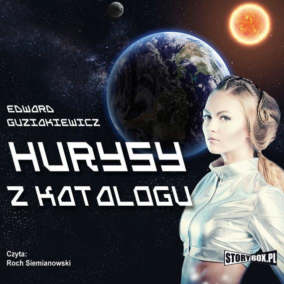 okładka Hurysy z katalogu, Audiobook | Edward Guziakiewicz