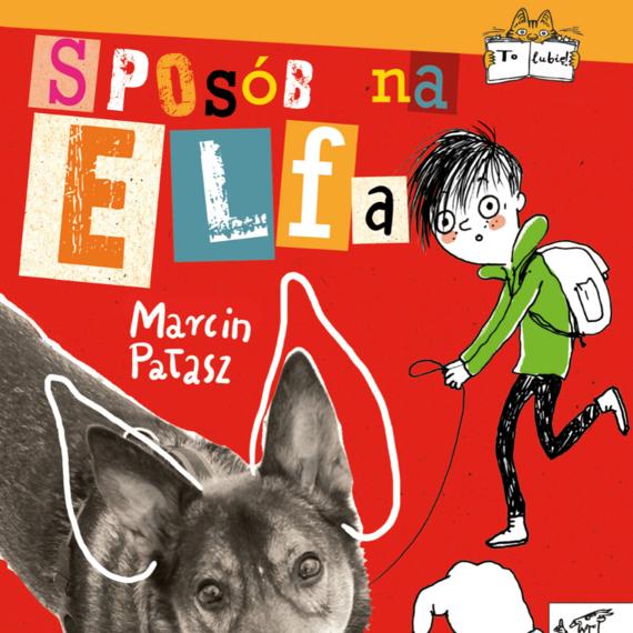 okładka Sposób na Elfaaudiobook   MP3   Marcin Pałasz