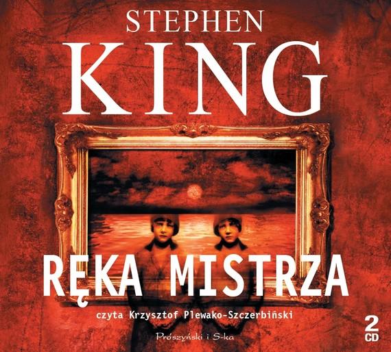 okładka Ręka mistrza, Audiobook | Stephen King