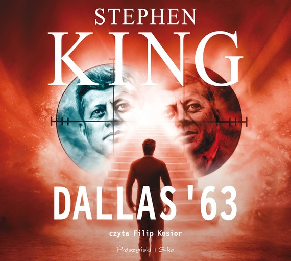 okładka Dallas '63, Audiobook | Stephen King