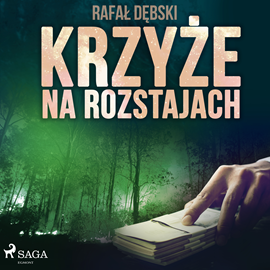 okładka Krzyże na rozstajachaudiobook | MP3 | Rafał Dębski