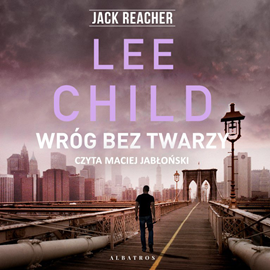 okładka Wróg bez twarzyaudiobook | MP3 | Lee Child