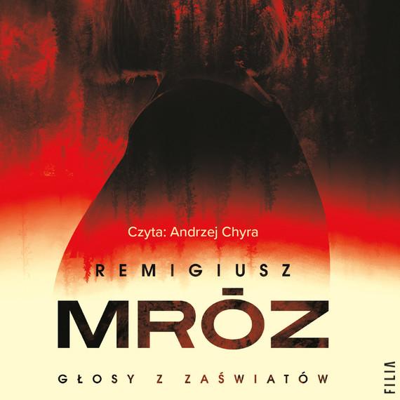 okładka Głosy z zaświatów, Audiobook | Remigiusz Mróz