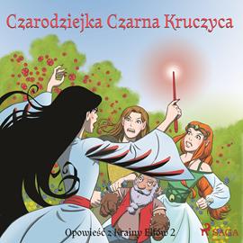 okładka Opowieść z Krainy Elfów 2. Czarodziejka Czarna Kruczyca, Audiobook | Gotthardt Peter