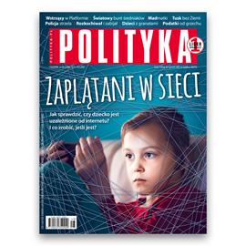 okładka AudioPolityka Nr 48 z 27 listopada 2019 roku, Audiobook   Polityka