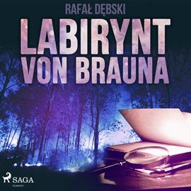 okładka Labirynt von Brauna, Audiobook | Rafał Dębski