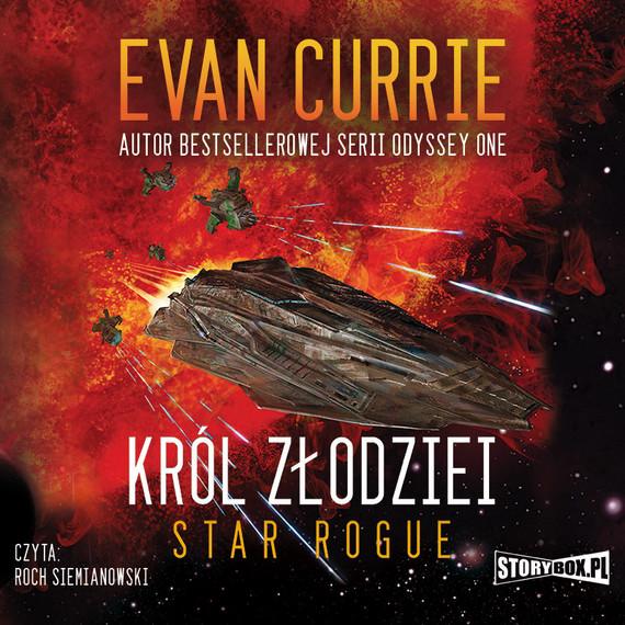 okładka Król złodziei, Audiobook | Evan Currie