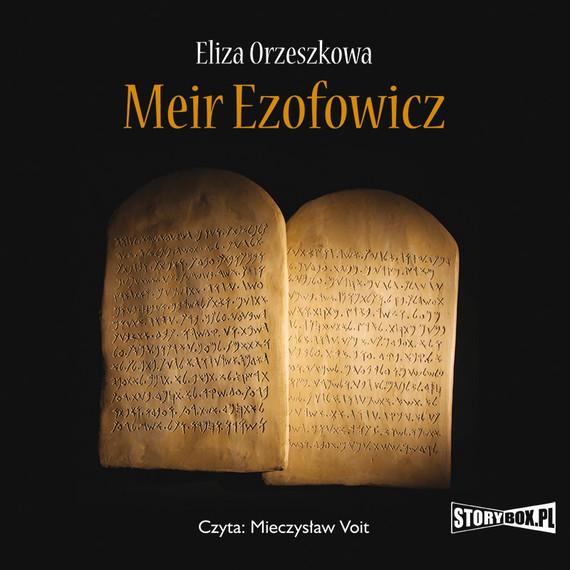 okładka Meir Ezofowicz, Audiobook | Eliza Orzeszkowa