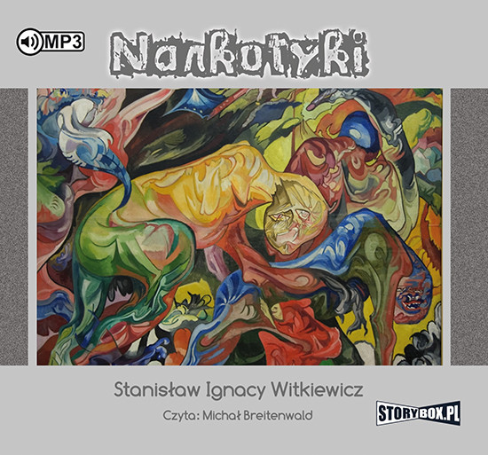okładka Narkotyki, Audiobook | Stanisław Ignacy Witkiewicz