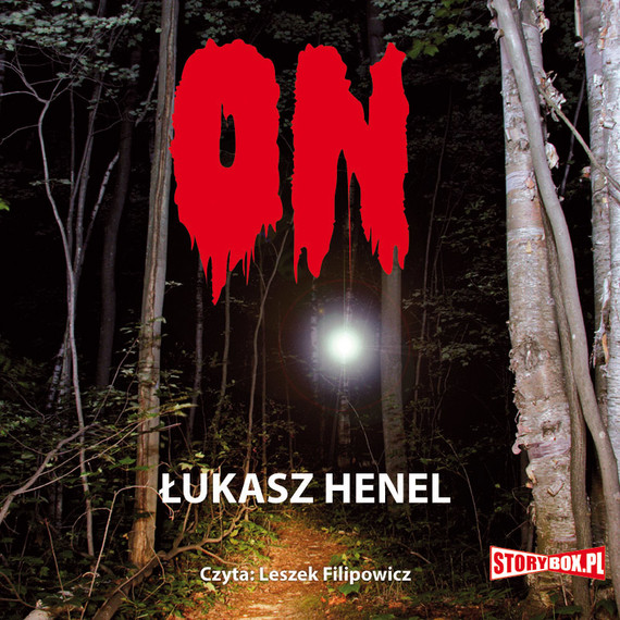 okładka On, Audiobook | Łukasz Henel