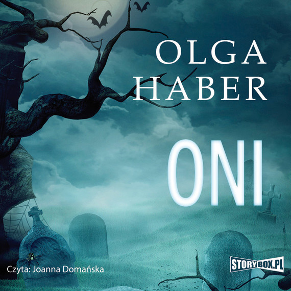 okładka Oniaudiobook   MP3   Olga Haber