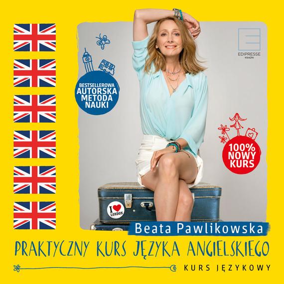 okładka Praktyczny kurs języka angielskiegoaudiobook | MP3 | Beata Pawlikowska