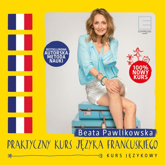 okładka Praktyczny kurs języka francuskiegoaudiobook   MP3   Beata Pawlikowska