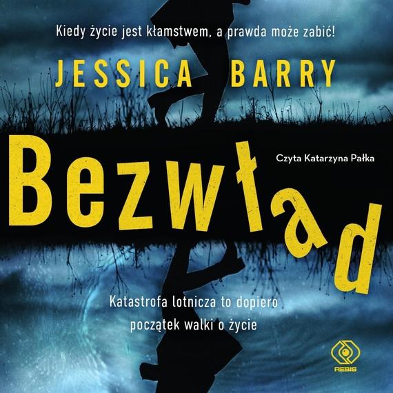 okładka Bezwład (audio MP3)audiobook | MP3 | Jessica Barry