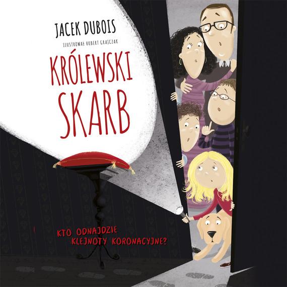 okładka KRÓLEWSKI SKARBaudiobook   MP3   JACEK DUBOIS