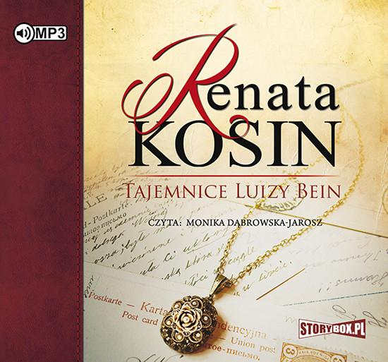okładka Tajemnice Luizy Beinaudiobook | MP3 | Renata Kosin