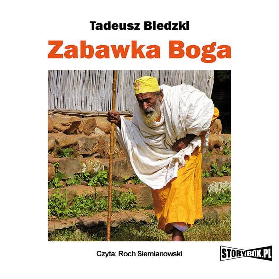 okładka Zabawka Boga, Audiobook | Tadeusz Biedzki